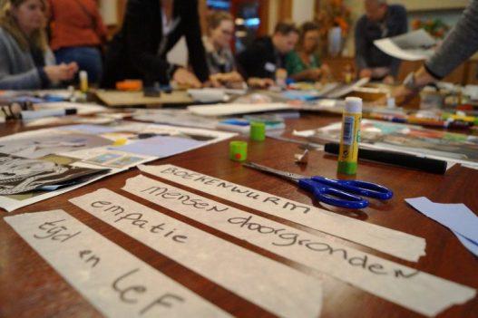 Workshop inspiratiemiddag werkzoekenden Peel en Maas